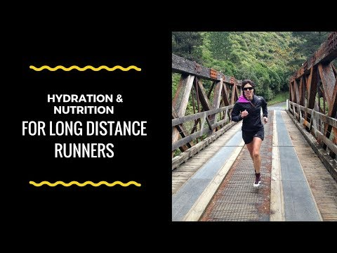 Running Nutrition & Hydration advice (Pt. 1 of 2) by Ultra Endurance Athlete Lisa Tamati