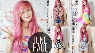 June Haul // Lavish Alice, Glamour Kills, Drop Dead, Bloody Mary etc. Thumbnail