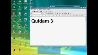 Импорт - експорт из программы Quidam 3 в 3d Max