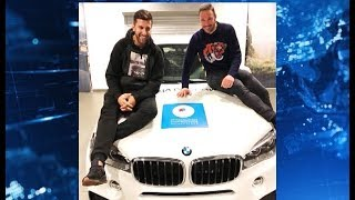 Панарин купил олимпийский BMW Ковальчука