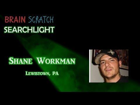 Shane Workman on BrainScratch Searchlight