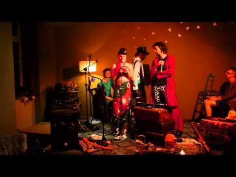 MC NATASHA & friends live in Berlin 2014
