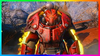Fallout 4 Ultimate X-01 Power Armor Location Guide - BEST RAREST Armor In Fallout 4 FO4