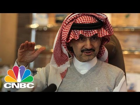 Prince Alwaleed: President Donald Trump Different Than Candidate (Full Interview) | CNBC