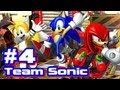 Let's Play Sonic Heroes - Team Sonic - Part 4