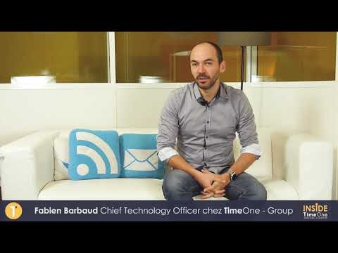 Inside TimeOne - Fabien Barbaud - Chief Technology Officer at TimeOne Group