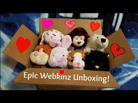 Epic Webkinz Unboxing!