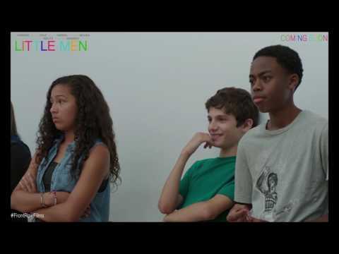 Little Men Official Trailer (Director Ira Sachs) Greg Kinnear, Jennifer Ehle, Paulina García