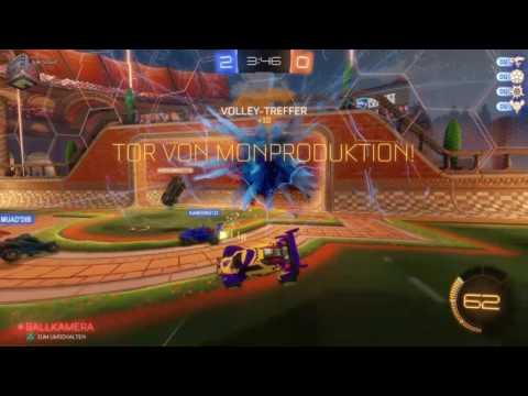 Best of Rocket League goals MON SpeedHunters Germany