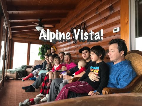 Alpine Vista |  Lenoir | NC | Travel Vlog