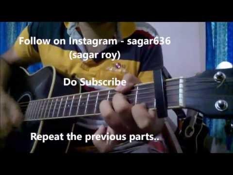 Ae Dil Hai Mushkil Guitar Chords Lesson | Arijit Singh - Pritam