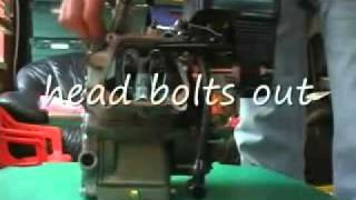 видео Прокладки и сальники на двигатель Honda GX 620