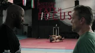 Never Back Down: No Surrender - 250lb Karate Guy