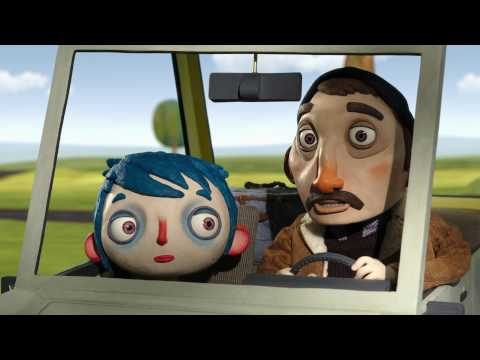 Жизнь Кабачка - Trailer