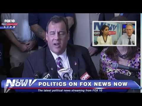 FNN: Christie & Huckabee Cut from Main Debate, 6 Dead in Bus Crash, Chat w/ Comedian Michael Kosta