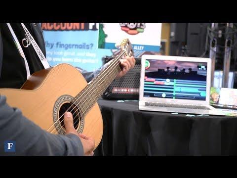 Guitar Bots Teaches As You Play
