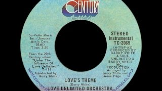 Love Unlimited Orchestra ~ Love