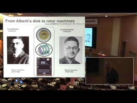 Artur Ekert - QCrypt Public Lecture