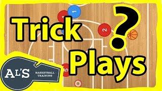 Top 5 Trick Basketball Plays