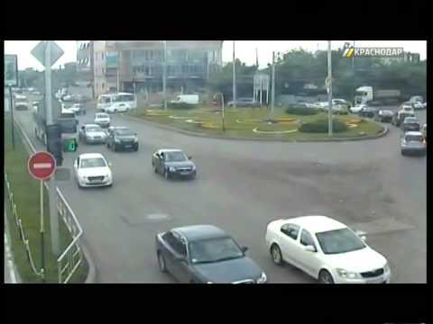 В аварии на краснодарской дороге пострадал ребенок
