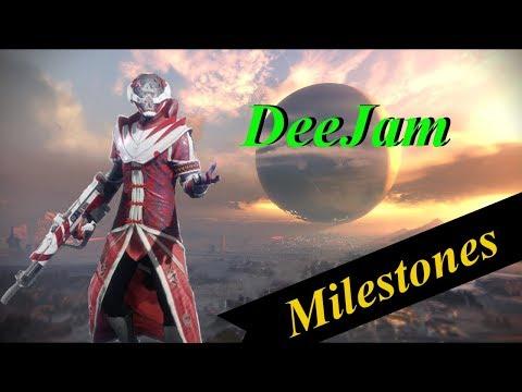 Destiny 2 - Weekly Milestones #9