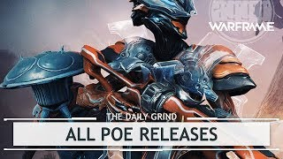 Warframe: All Plains of Eidolon Release Content [thedailygrind]
