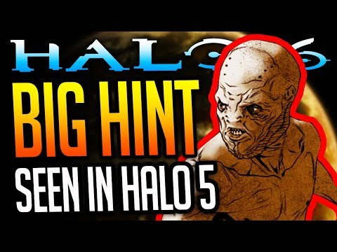 """Halo 6 - The New """"Bad Guys"""" in Halo 6!? BIG HINT in Halo 5!"""