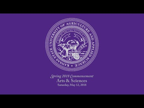 Arts & Sciences   Spring Commencement 2018