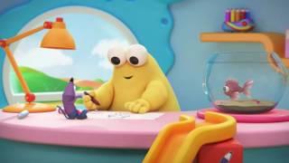 Развивающий мультфильм Каракули  Уроки рисования  Сборник   Рисуем животных  Все