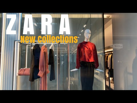 Zara New Shop Up For Fall Winter Collection 2020 Zara October Collection2020 Zara Canada Withprice Youtube