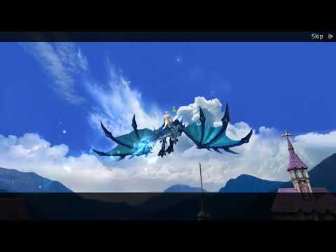 Day Break Legends - Cloud Gate Map flying in Floating Islands with Love song Suit