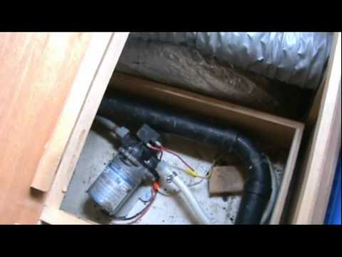 rv water pump replace youtube. Black Bedroom Furniture Sets. Home Design Ideas