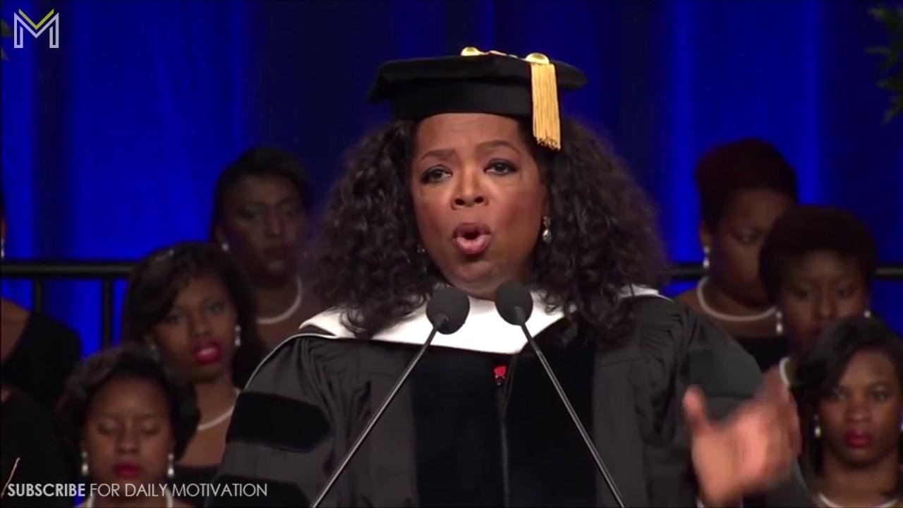 oprah winfrey harvard commencement speech analysis