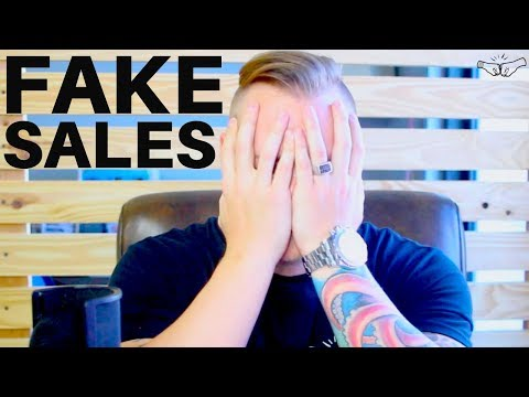 Your Sales Are FAKE!!! - eBay Reseller CALLED OUT! - Ralli Roots