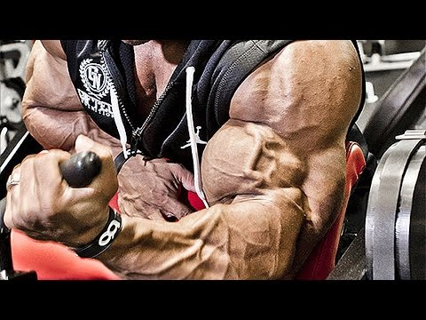Bodybuilding Motivation - Time For ARM DAY 2.0