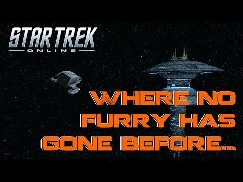 Star Trek Online | #1 | Where no Furry has gone before...