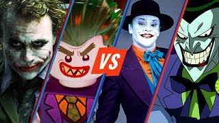 Who is the Best Joker? | Rotten Tomatoes