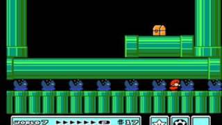 マリオ3・進入不可能地帯に突入するバグ thumbnail