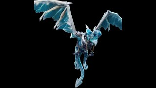 FORTNITE NEW LEAKED Frostwing (Legendary) v5.41 UPDATE! DRAGON GLIDER!