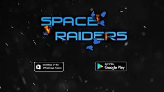 Space Raiders Official Game Trailer 2017