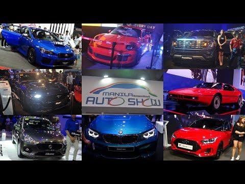 2018 Manila International Auto Show 'Work & Play' (MIAS)