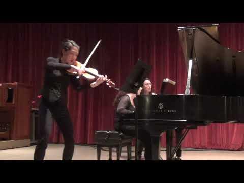 Beethoven Sonatas no. 1 and 7