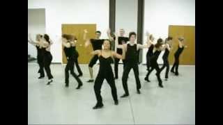 KIM HALE: Teaching Demo 2013 - Jazz and Theater Dance