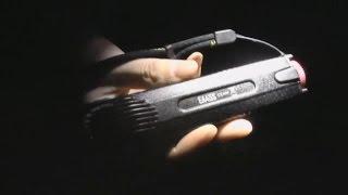 Як світить ліхтар Nitecore EA45S (1000 люмен) - нічні тести ліхтаря