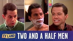 Best of Alan Harper (Compilation) | Two and a Half Men | TV Land