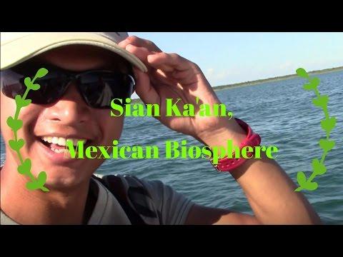 Sian ka'an biopshere reserve