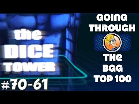 Going Through the BGG Top Rated (70-61)