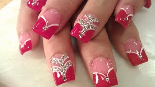 Gel Nails Latest 3D Designing For Fashion At Home 2019   💓💝