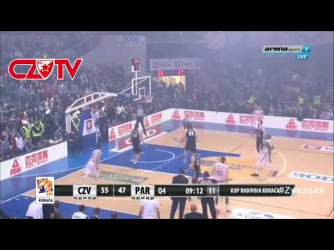 Thompson : Poeni | Crvena zvezda mts - Partizan NIS | Final,KRK