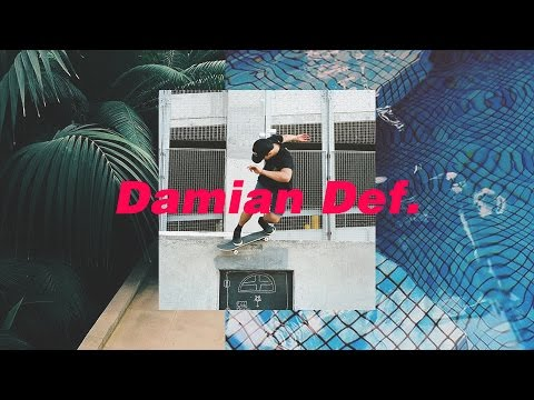 Damian Def - Empathy | CHILL WAVY SAMPLED BEAT | HIP HOP INSTRUMENTAL 2017
